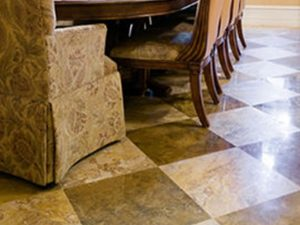 Travertine Repair in Tampa FL
