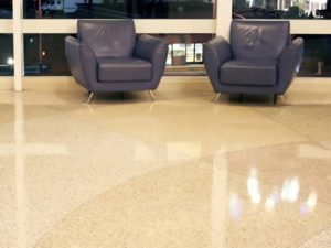 Terrazzo Floor Polishing Restoration Sealing In Tampa Fl