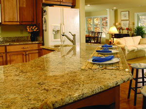 Do's and Dont's for Routine Care of your Kitchen Counters and Vanity Tops